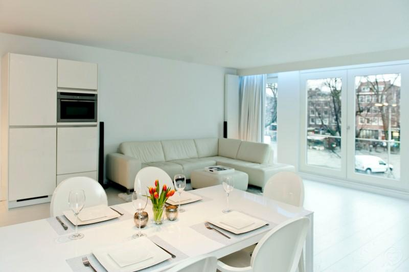 Overall View Uptown Apartment Amsterdam - Uptown apartment Amsterdam - Amsterdam - rentals