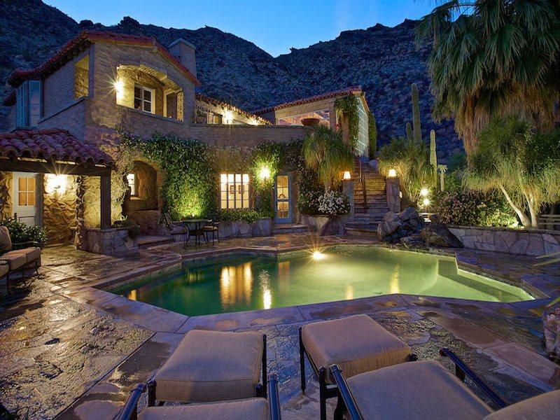 Colony 29 Resort - 5 Bedroom, 4 Bath Main House - Image 1 - Palm Springs - rentals