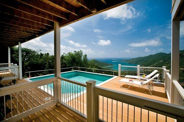 Great Turtle Villa, Sleeps 6 - Image 1 - Ajax Peak - rentals