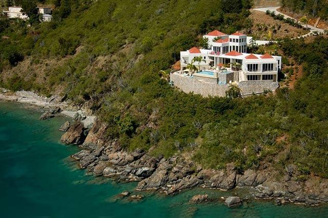 St John Villa-fourteen - Image 1 - Great Cruz Bay - rentals