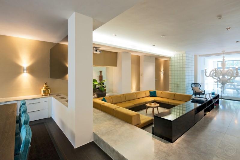 Overall View Falckstudio apartment Amsterdam - Falck Loft apartment Amsterdam - Amsterdam - rentals