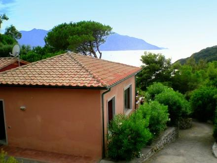Great Seaside Vacation Villa on Tuscany's Island of Elba - Image 1 - San Martino di Portoferraio - rentals