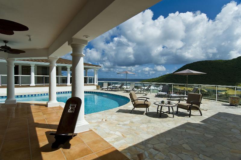 Villa Del Mar, Amse Marcel, St Martin - DEL MAR...  Lovely new, spacious villa in Anse Marcel - Anse Marcel - rentals