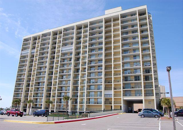 South Hampton Building - This 3bd/3ba ocean view condo has been fully renovated with all new upgrades - Myrtle Beach - rentals