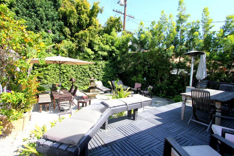 West Hollywood  2/3 Bedroom 2.5 Bathroom House + Office (4259) - Image 1 - Los Angeles - rentals