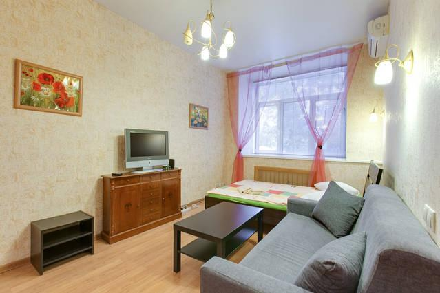 Cozy & Quite apartment near Mayakovskaya, Pushkinskaya metro stations - Image 1 - Moscow - rentals