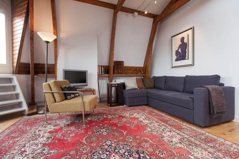 Living Room Kade19 apartment Amsterdam - Kade19 apartment Amsterdam - Amsterdam - rentals