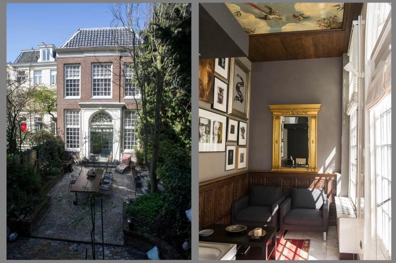 Apartment Overview Robbchie's Garden house Amsterdam - Robbchie's Garden house Amsterdam - Amsterdam - rentals
