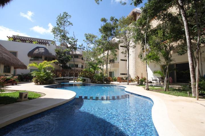 Lovely Apartment in Aldea Zama - (M106) - Image 1 - Playa del Carmen - rentals