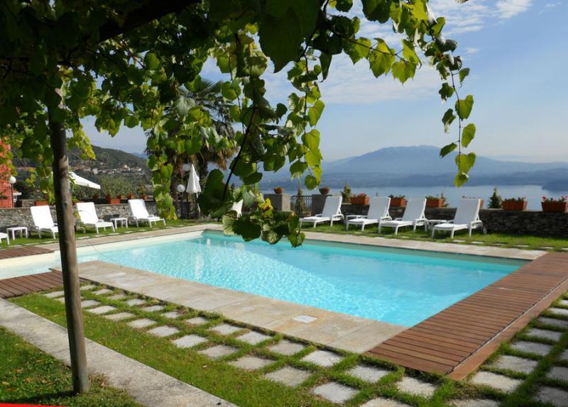 Villa sul Lago - Apartment 5 - Image 1 - Lake Maggiore - rentals