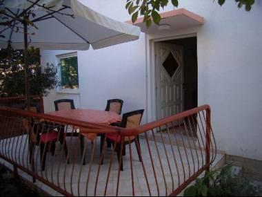 Alina 2(4): terrace - 7245 Alina 2(4) - Vodice - Vodice - rentals