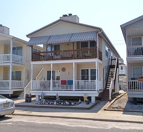 4515 West Avenue, 2nd Floor - 4515 West Ave. 2nd Flr. 112864 - Ocean City - rentals