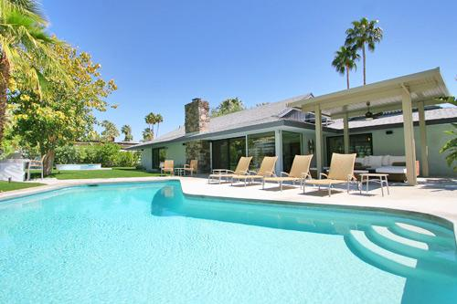 - Modern Escape - Palm Springs - rentals
