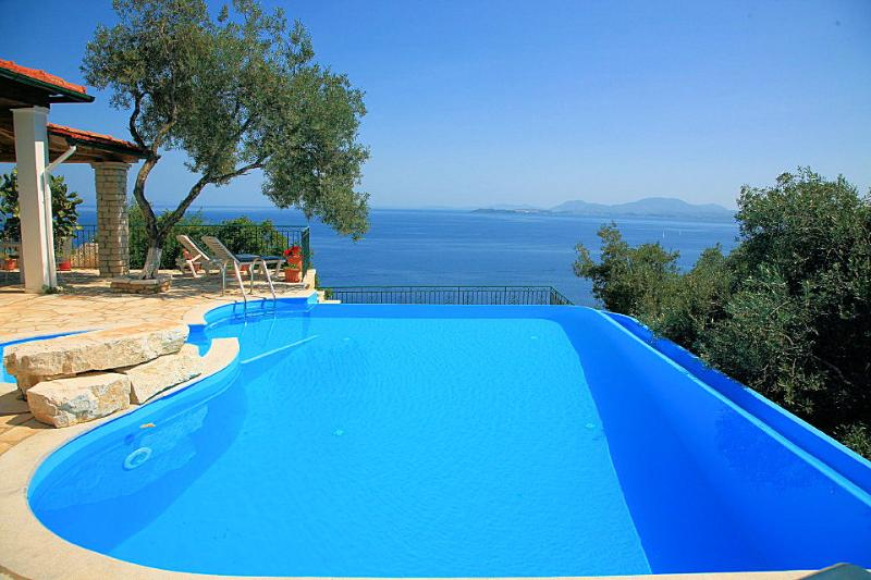 Private Pool With Sea Views - Persephone - Nissaki - rentals