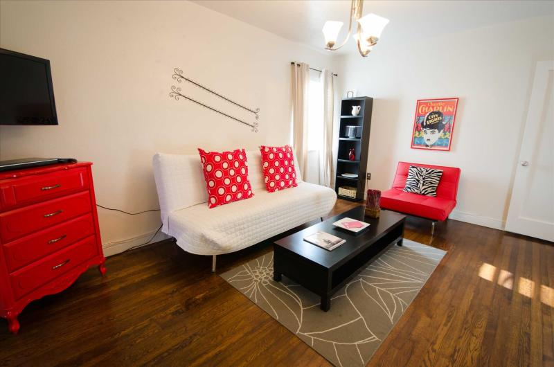 Charming 2-BR Apartment at the Historic Roads - Walking Distance to Metro-Rail - Image 1 - Miami - rentals
