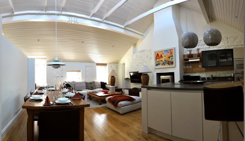 living room - Unique City Centre Mews Chez Jay - Dublin - rentals