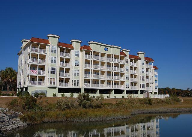 Ocean Marsh Building - Luxury Condo Beautiful Decor & near Barefoot Landing - North Myrtle Beach - rentals