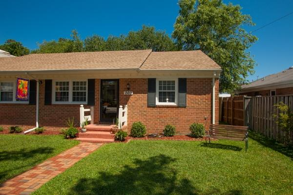 Exterior - 203 79th Street - Virginia Beach - rentals