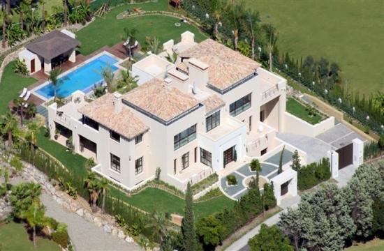 7 Bedroom Mansion in Puerto Banus 72386 - Image 1 - Marbella - rentals