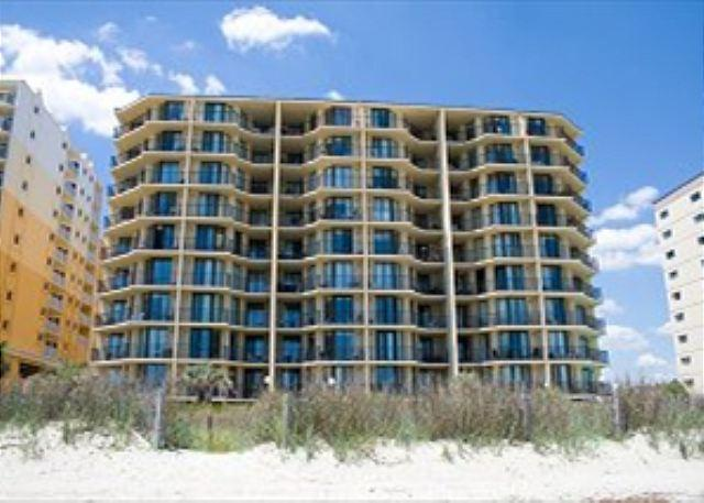 The Summit Resort - Beautifully Decorated and Well Kept oceanfront condo sleeps 6 - North Myrtle Beach - rentals
