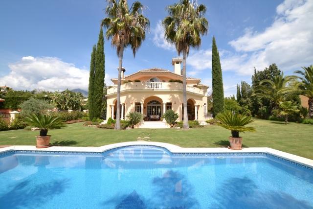 Villa Serena 4827 - Image 1 - Marbella - rentals