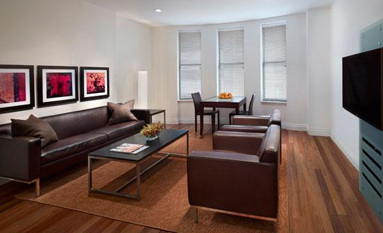 New York  City  TIME SQUARE 1 bedroom  (4611) - Image 1 - New York City - rentals