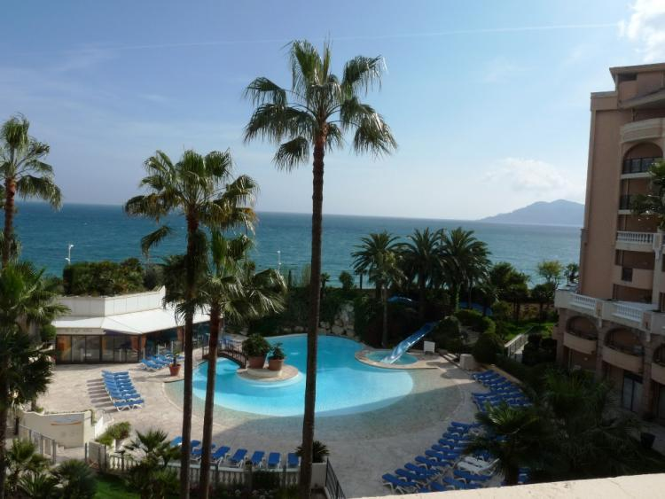 Maeva French Riviera Holiday Home with a Pool and Terrace - Image 1 - Cannes - rentals