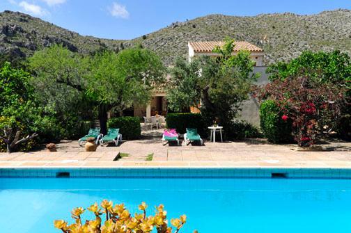 2 bedroom Villa in Pollenca, Mallorca : ref 2132244 - Image 1 - Cala San Vincente - rentals