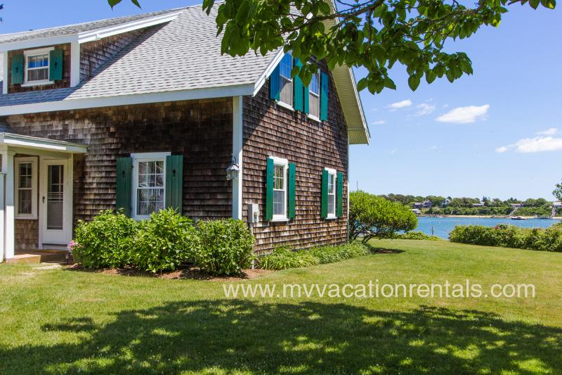 WURTJ - Harborfront, Waterfront, Waterview, WiFi - Image 1 - Edgartown - rentals