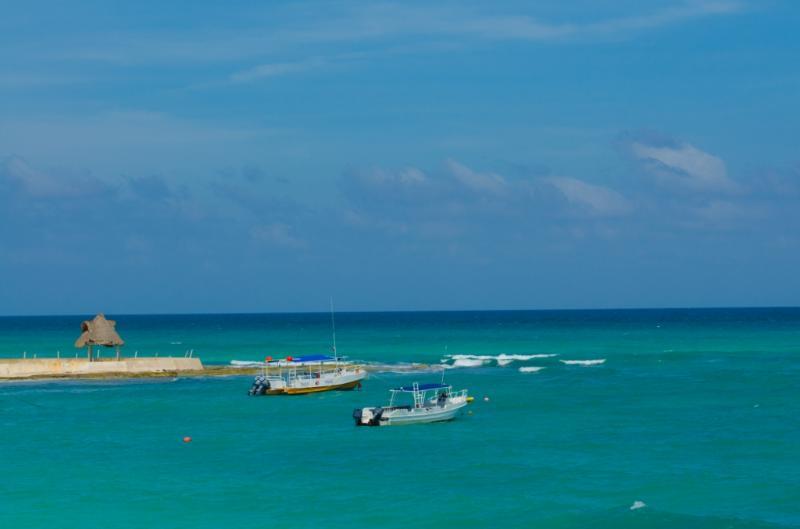 Okol Paraiso A1 - Beach Front - Image 1 - Playa del Carmen - rentals
