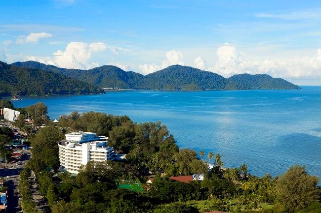 Stunning Sea View - Susie's Seaside Holiday Apartments Penang - Batu Ferringhi - rentals
