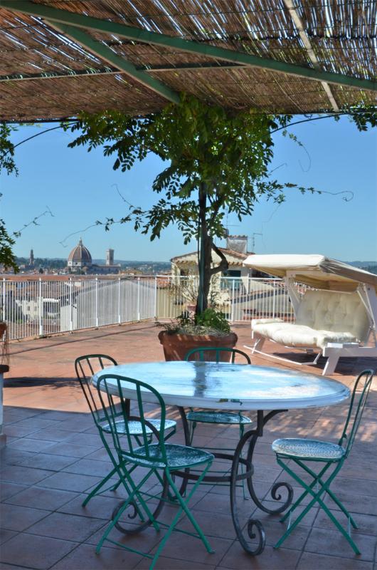 Amazing view! Don Minzoni Firenze - Image 1 - San Martino alla Palma - rentals