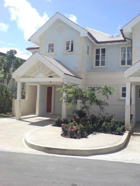 The Falls Townhouse 8 at Sandy Lane, Barbados - Walk to the Beach, Shopping, and Restaurants - Image 1 - Sandy Lane - rentals