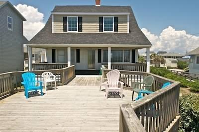 SEA HAVEN - Image 1 - Atlantic Beach - rentals