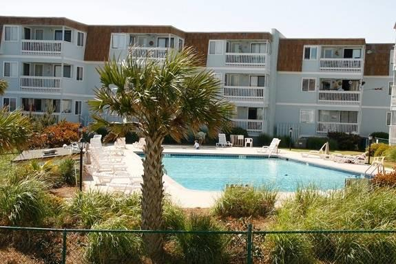SEASPRAY 352 - Image 1 - Atlantic Beach - rentals