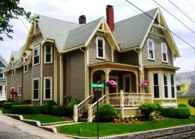 Exterior - Victorian House: Explore Rocky Neck's art galleries & restaurants - Gloucester - rentals