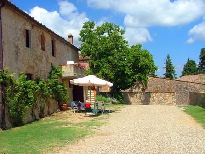 Casa Rutilia - Image 1 - Monteriggioni - rentals