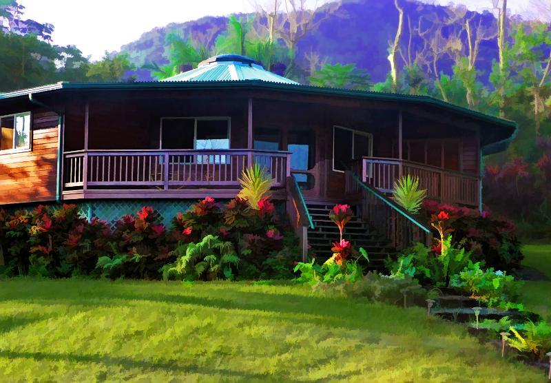 Kolea Cottage front - Kolea Cottage, Hana, Maui - Hana - rentals