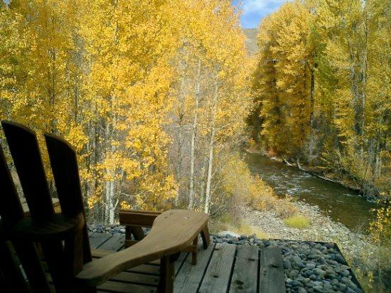 Hulen Meadows, Artistic Seclusion On The Bigwood - Image 1 - Sun Valley - rentals