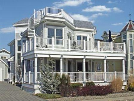 106 120th Street 102908 - Image 1 - Stone Harbor - rentals