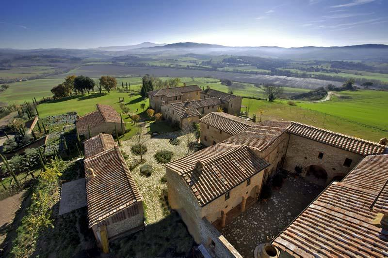 Borgo Finocchieto - Full property, Sleeps 10 - Image 1 - Montalcino - rentals