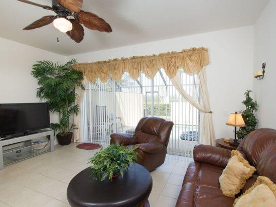 3 Bedroom 3 Bath Windsor Hills Townhome. 7661FS - Image 1 - Orlando - rentals