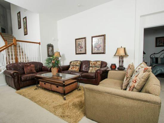 5 Bedroom 5 Bath Pool home in Windsor Hills That Sleeps 12. 2647DS - Image 1 - Orlando - rentals