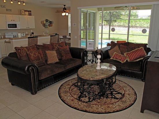5 Bedroom 5 Bath Pool Home in Windsor Hills That Sleeps 12. 2694ML - Image 1 - Orlando - rentals