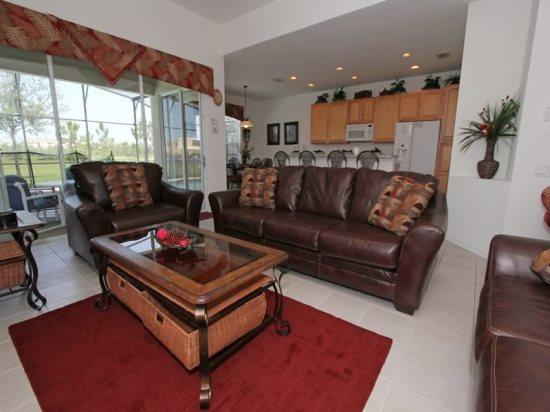 4 Bedroom 4 Bath Pool Home in Kissimmee Resort. 2713ML - Image 1 - Orlando - rentals