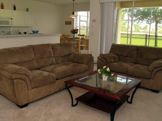 4 Bedroom 4 Bath Pool Home in the Windsor Hills Resort. 7735CS - Image 1 - Orlando - rentals