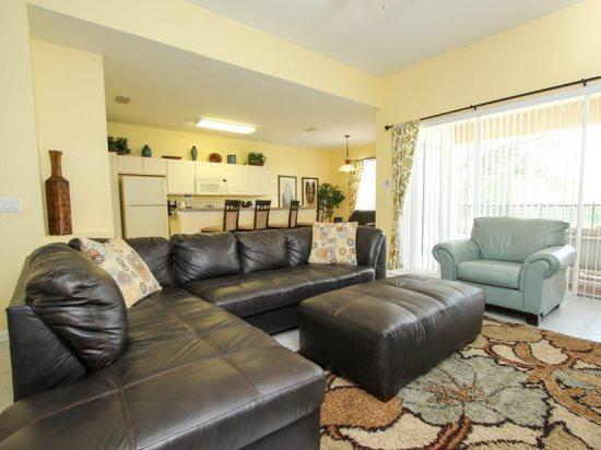 4 Bedroom 4 Bath Pool Home in Kissimmee Resort. 7739CS - Image 1 - Orlando - rentals