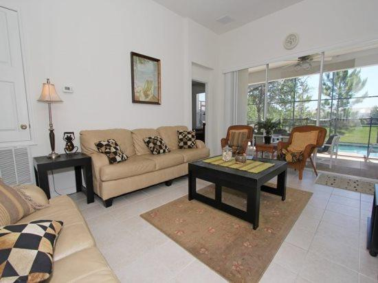 Gorgeous 5 Bedroom 5 Bath Vacation Villa in Windsor Hills Resort. 7807BC - Image 1 - Orlando - rentals