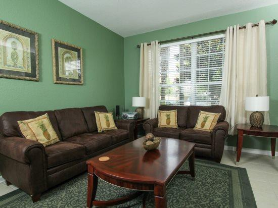 3 Bedroom 2 Bathroom Condo In Windsor Hills. 2809AL-104 - Image 1 - Orlando - rentals