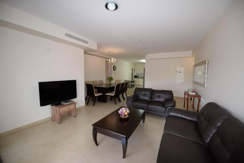 Luxurious apartment at the King David Residence - Image 1 - Jerusalem - rentals
